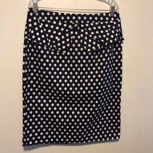 Grace Karin Peplum Pencil Skirt. Size XL. NWT